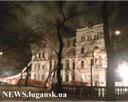В Луганске до сих пор горит 7-я больница