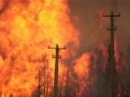 Пожар в Антрацитовском районе. 27 человек остались без крова